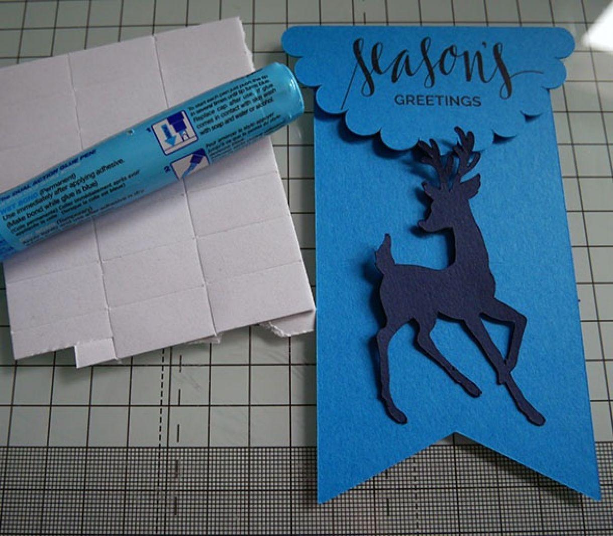 Nicole Batch Reindeer Card 8