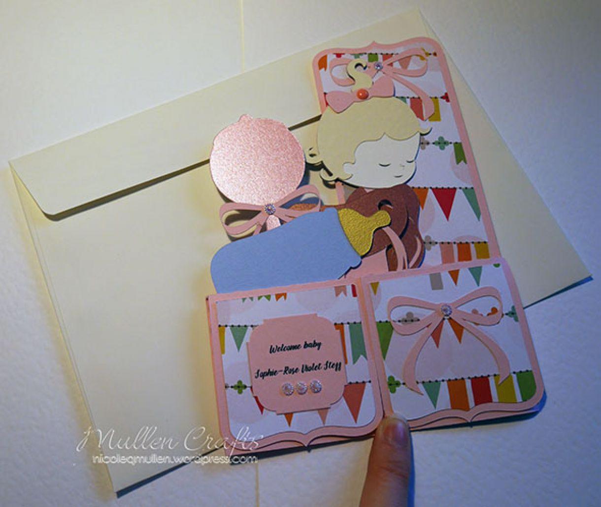 Nicole Box Baby Card 3