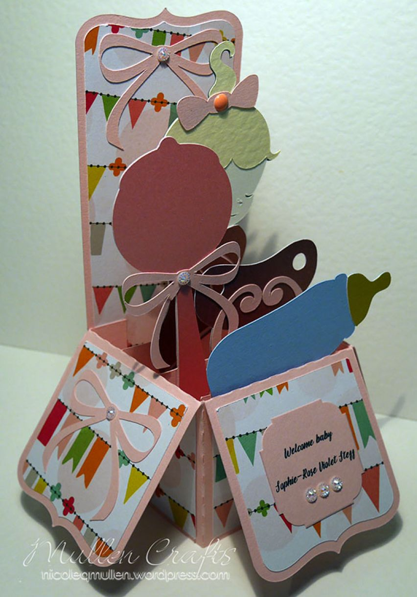Nicole Box Baby Card 4