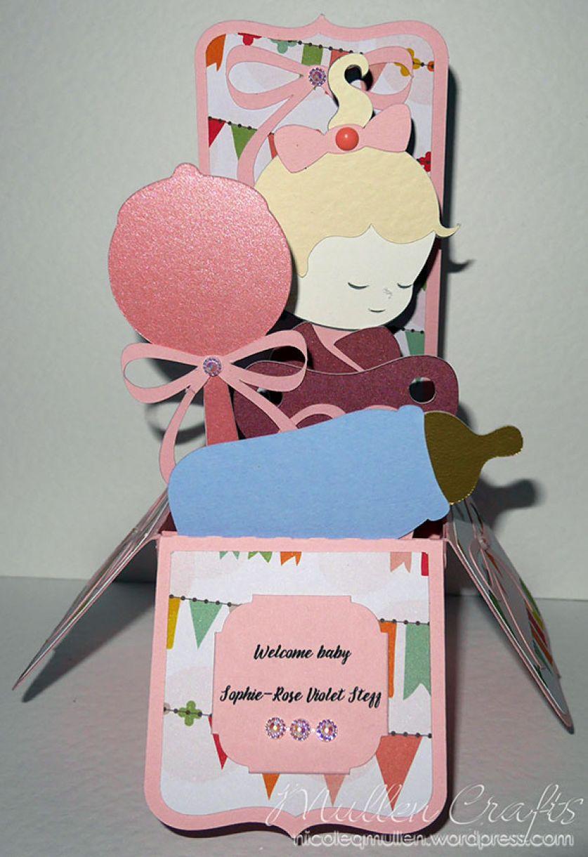 Nicole Box Baby Card 5