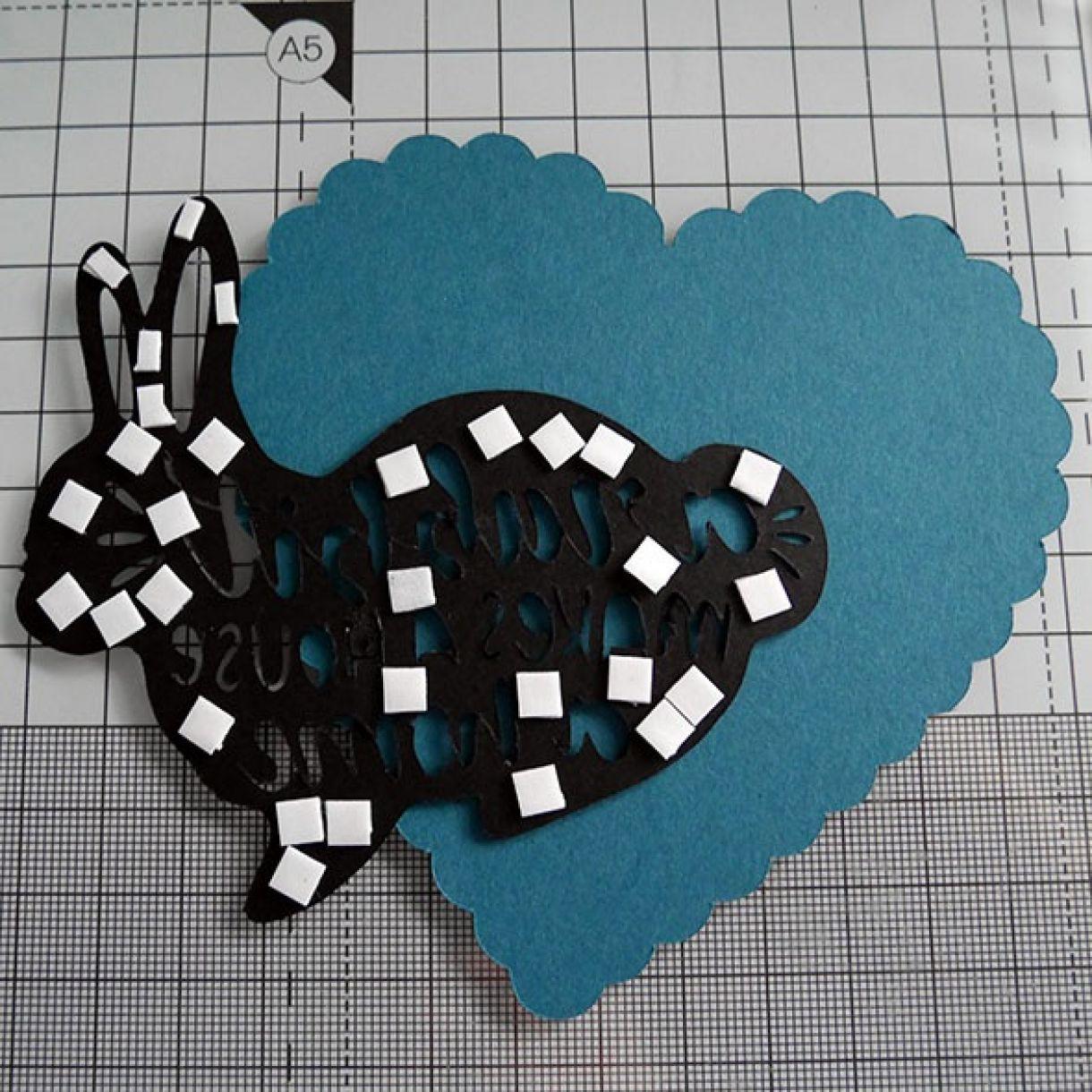 Nicole Bunny Card 3