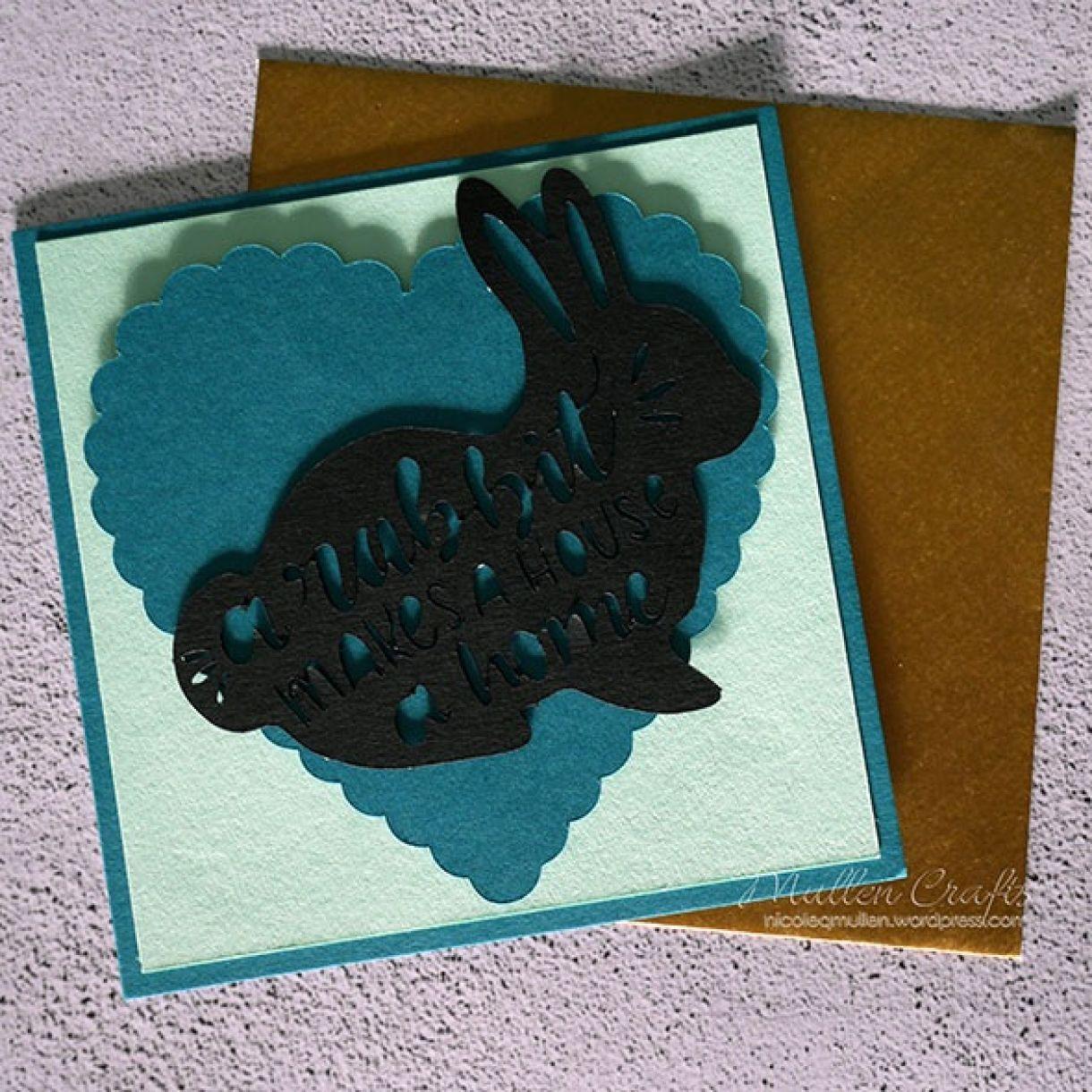 Nicole Bunny Card 6