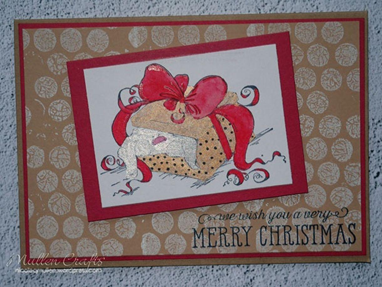 Nicole Bunny Xmas Card 2