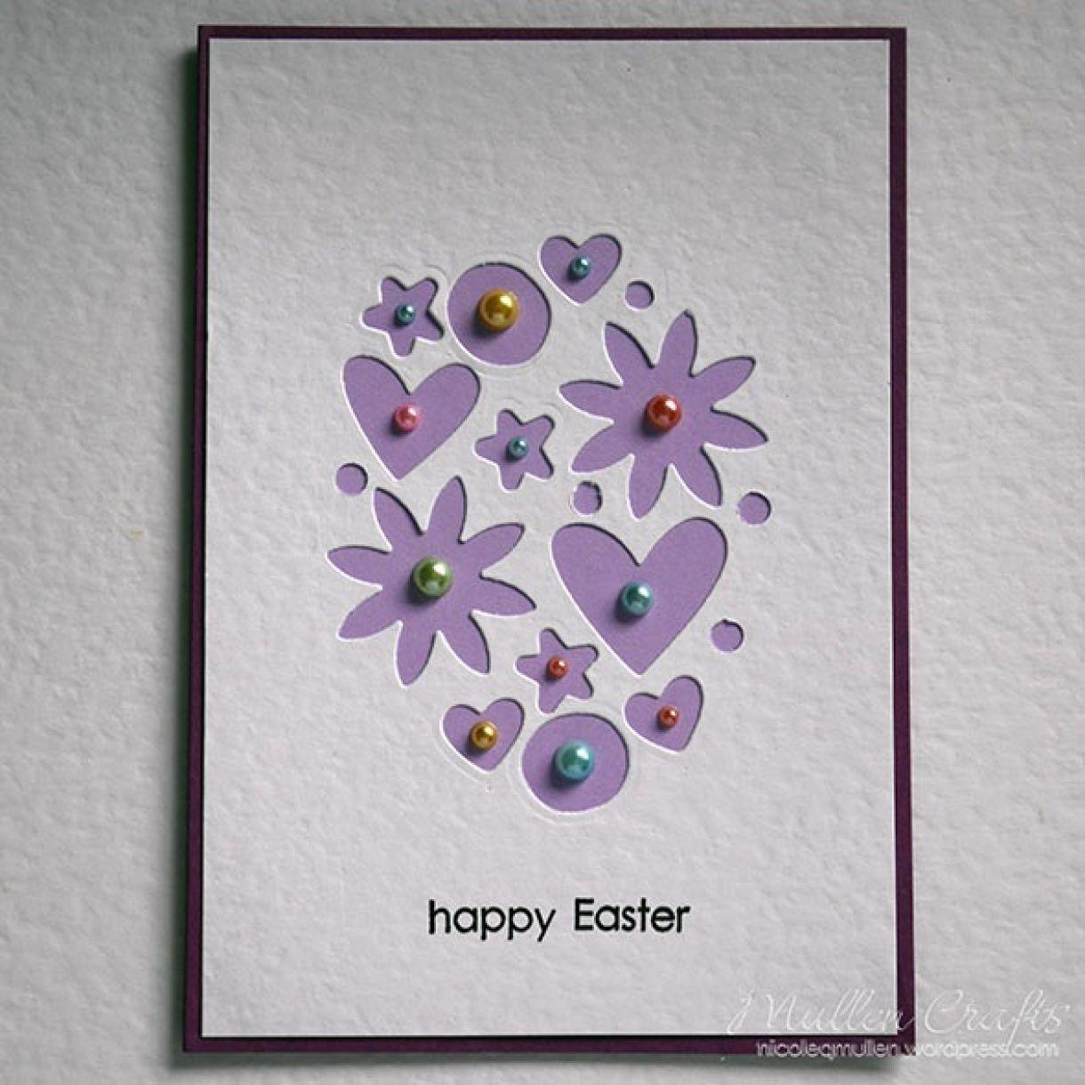 Nicole Easter Egg Mini Die Cuts 7