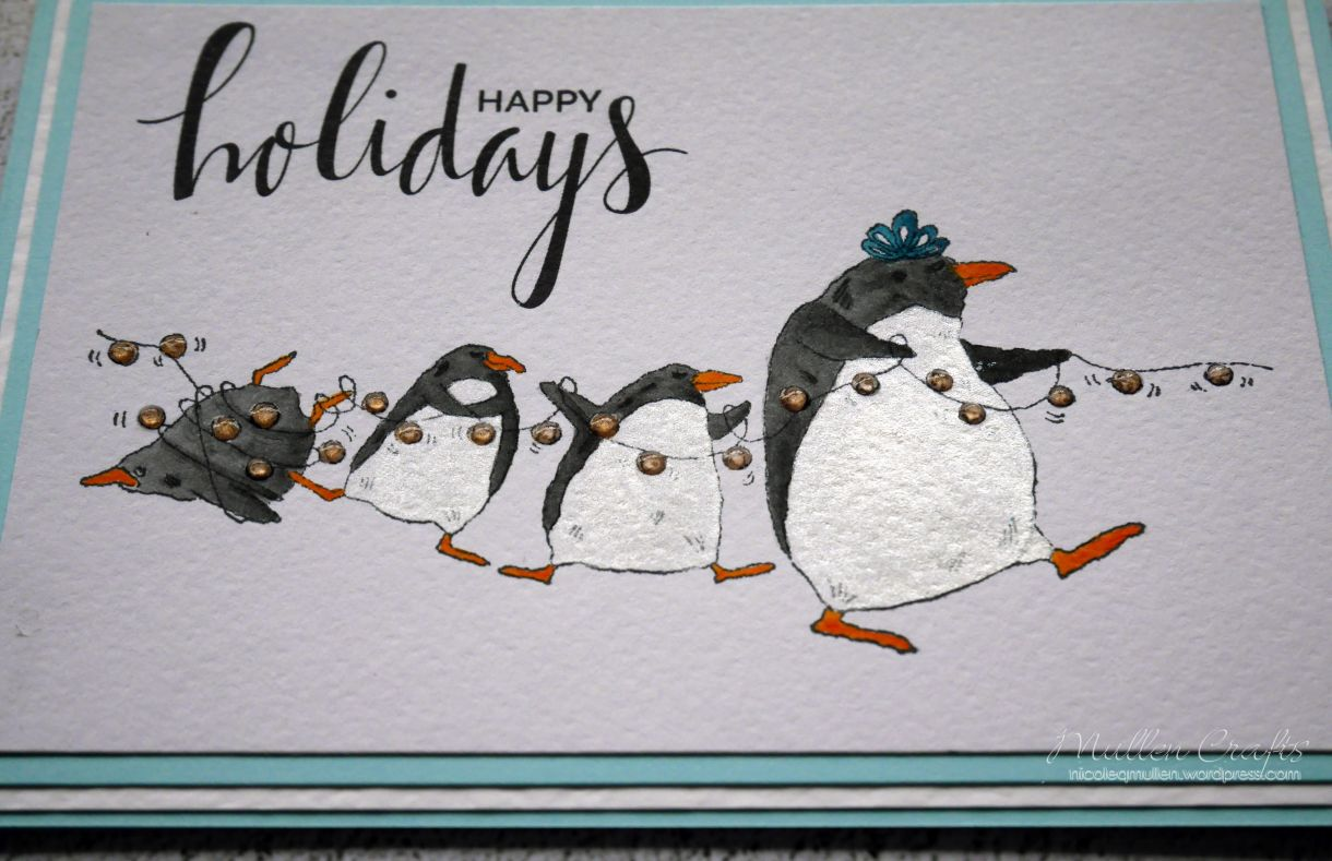 Nicole Penguin Card 2
