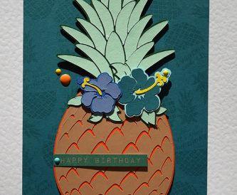 Summer Fun Birthday Card
