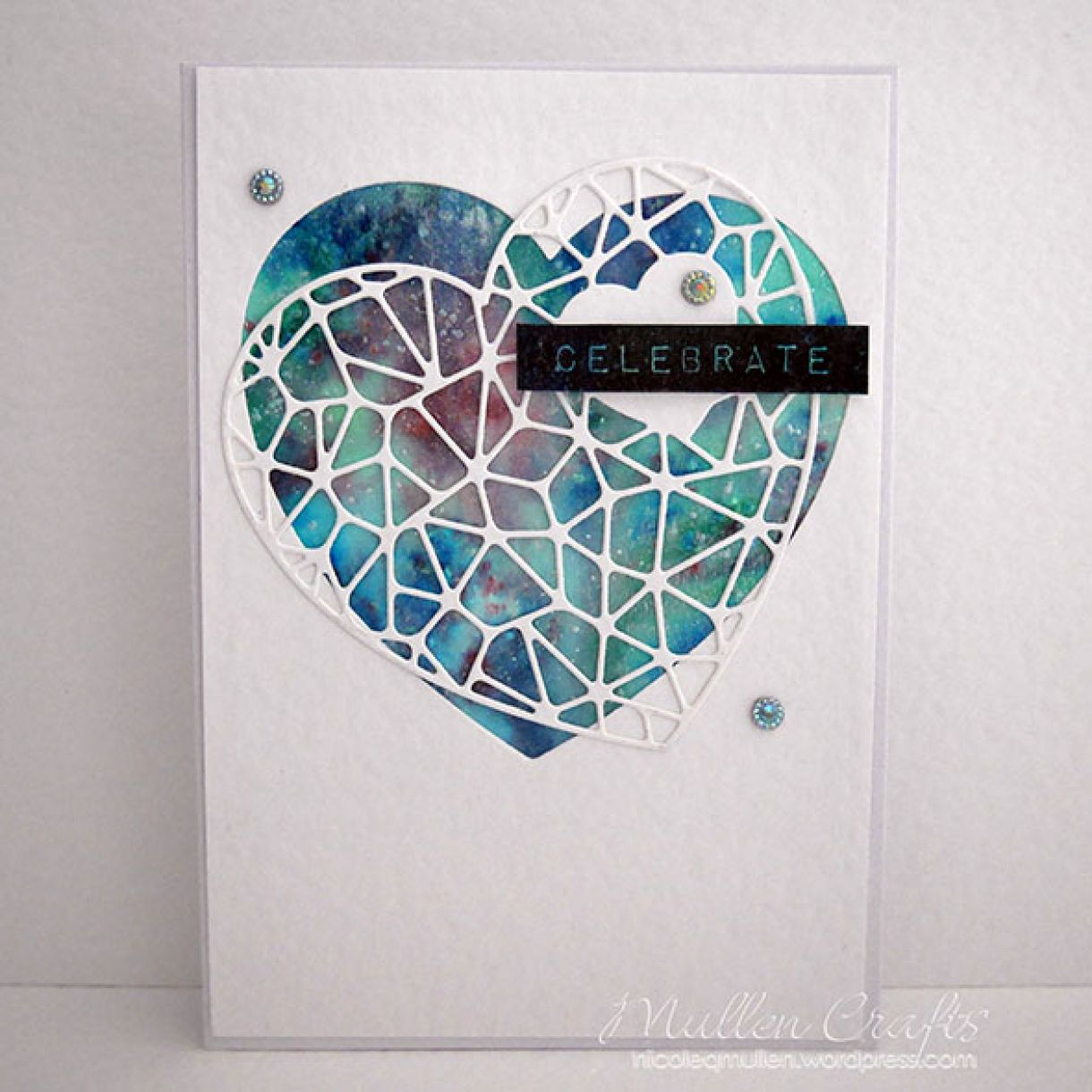 Nicole Pixi Powder Heart 1