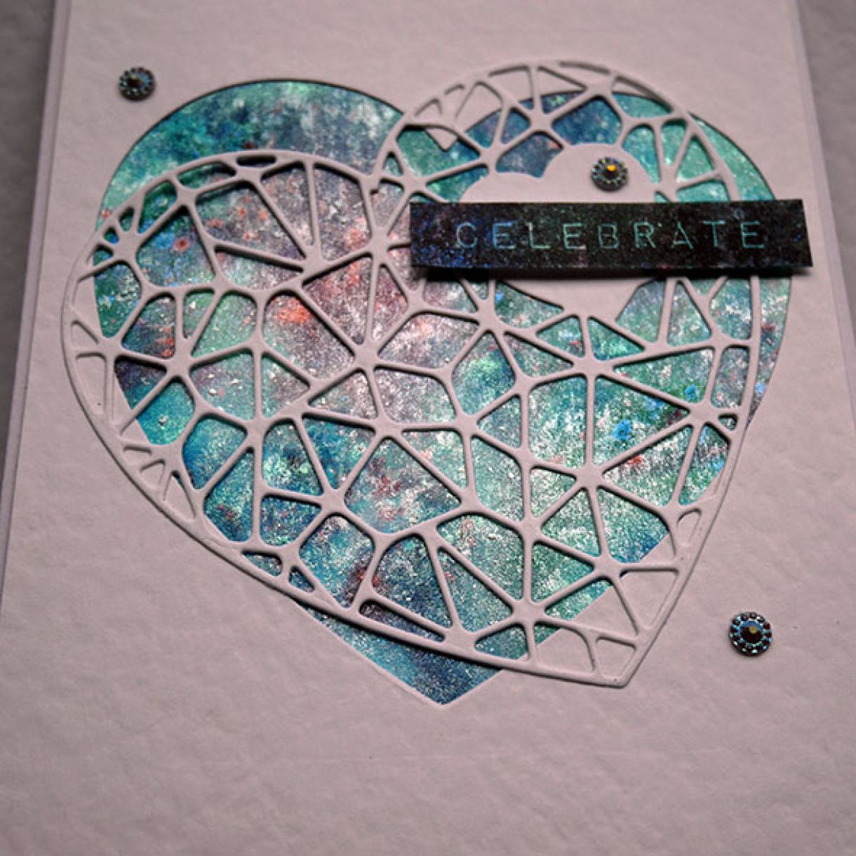 Nicole Pixi Powder Heart 2