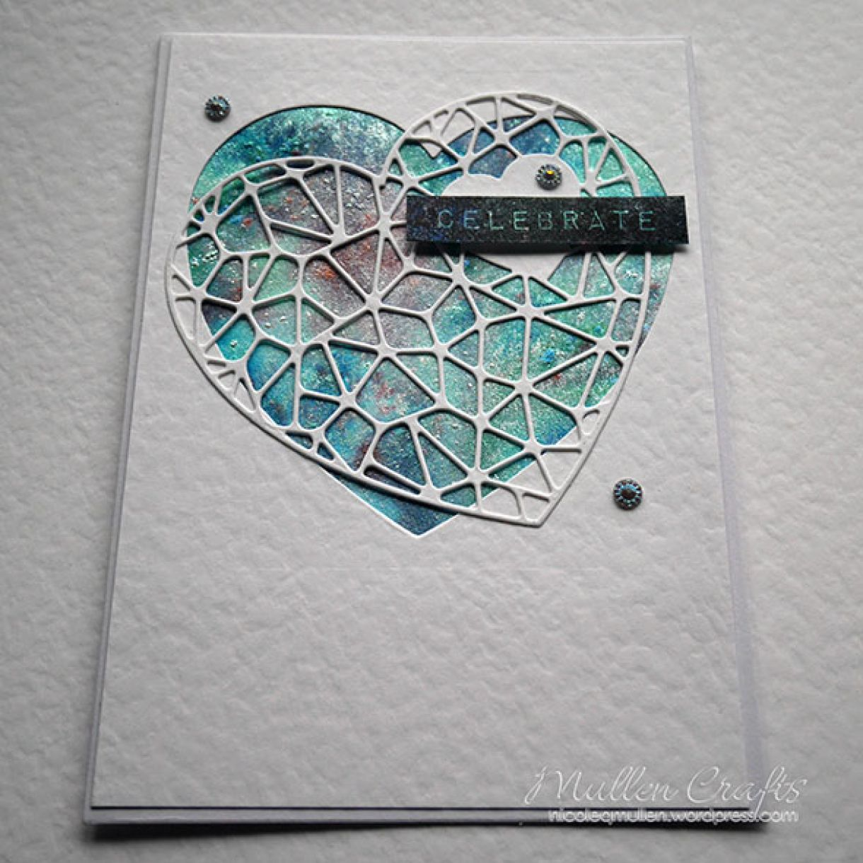 Nicole Pixi Powder Heart 3