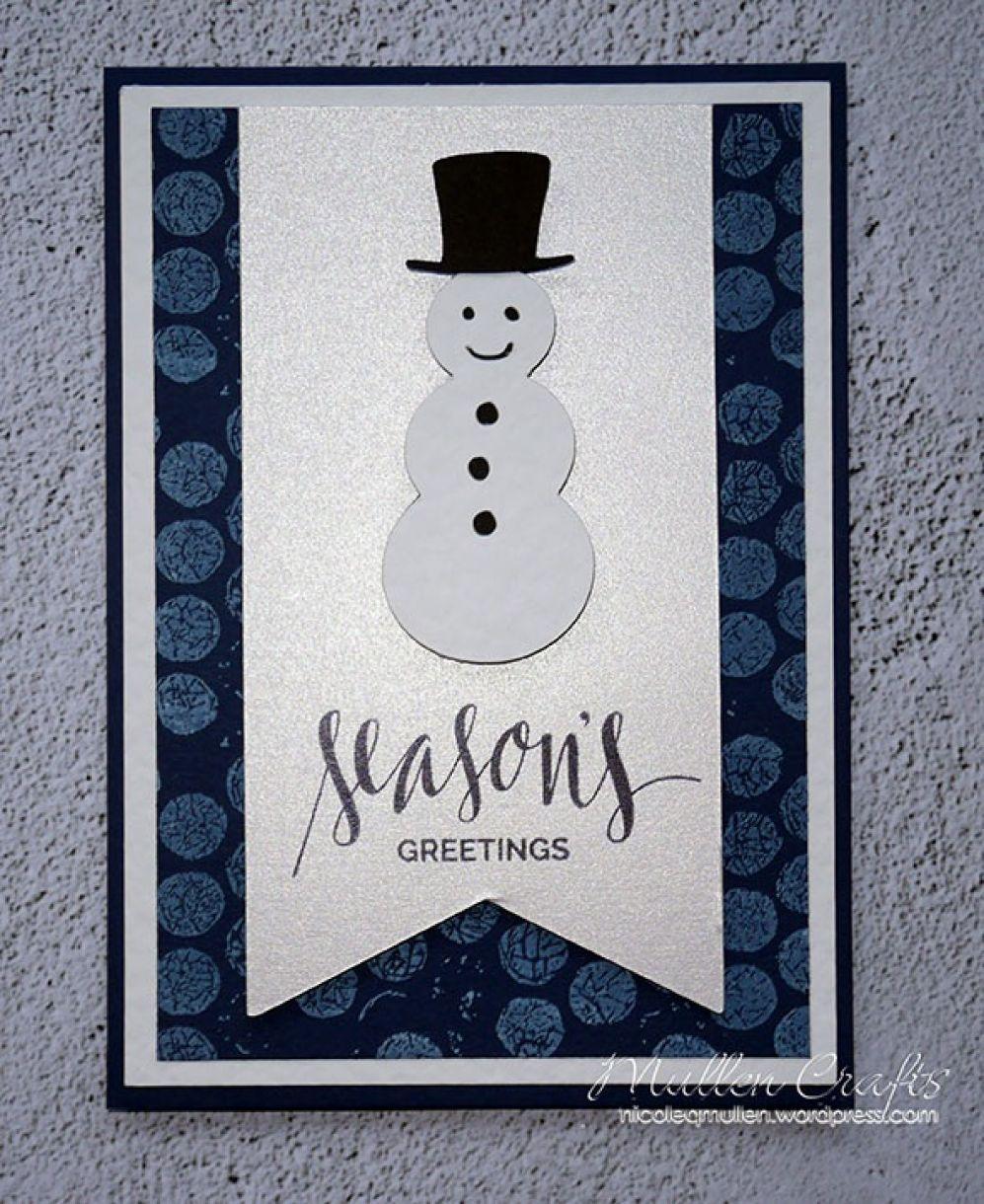 Nicole Snowman Card 6