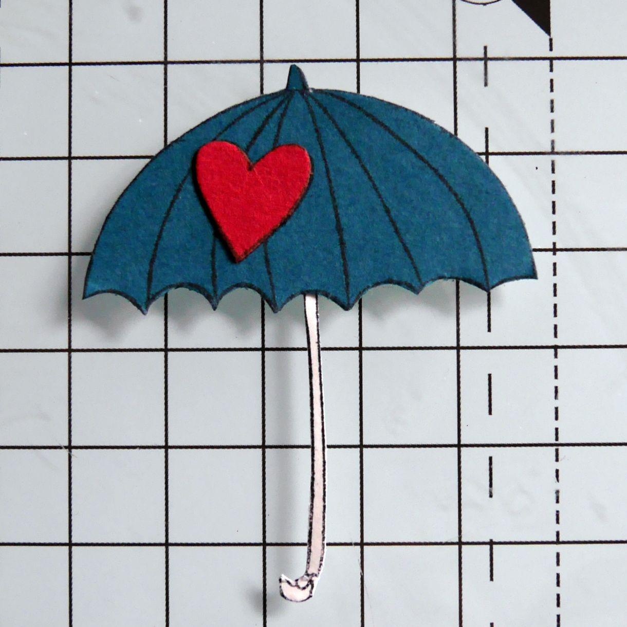 Nicole Umbrella Card 2