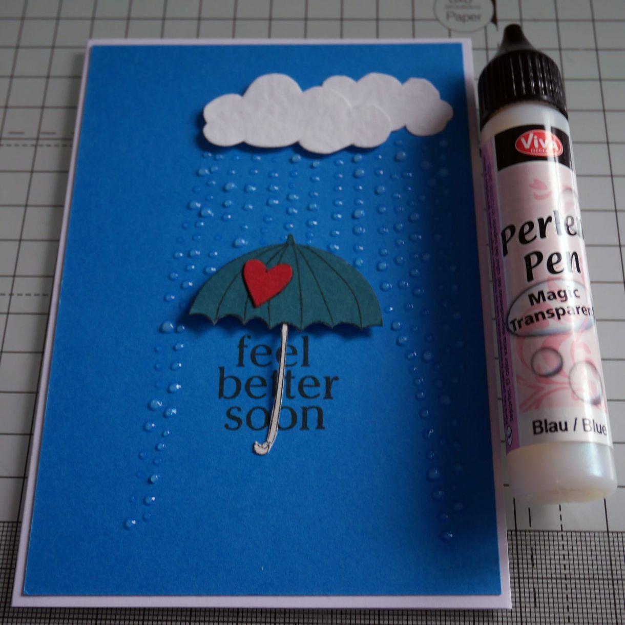 Nicole Umbrella Card 7