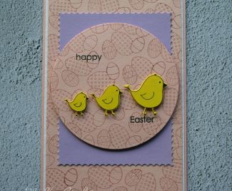 Bright and Fun Easter Card!