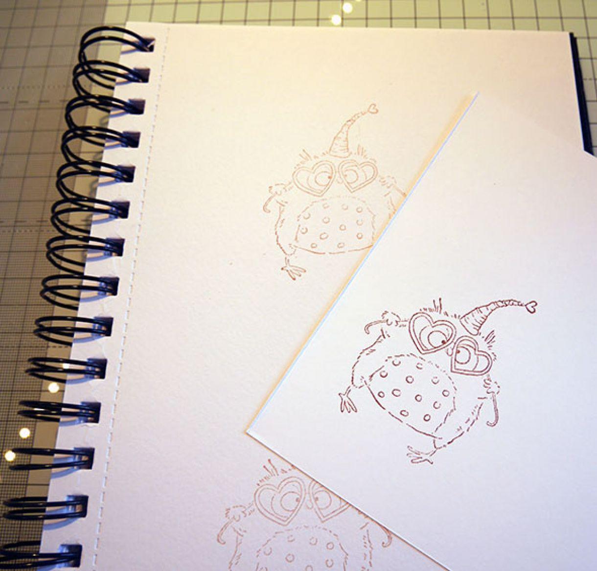 Nicole Owl Sketched 1