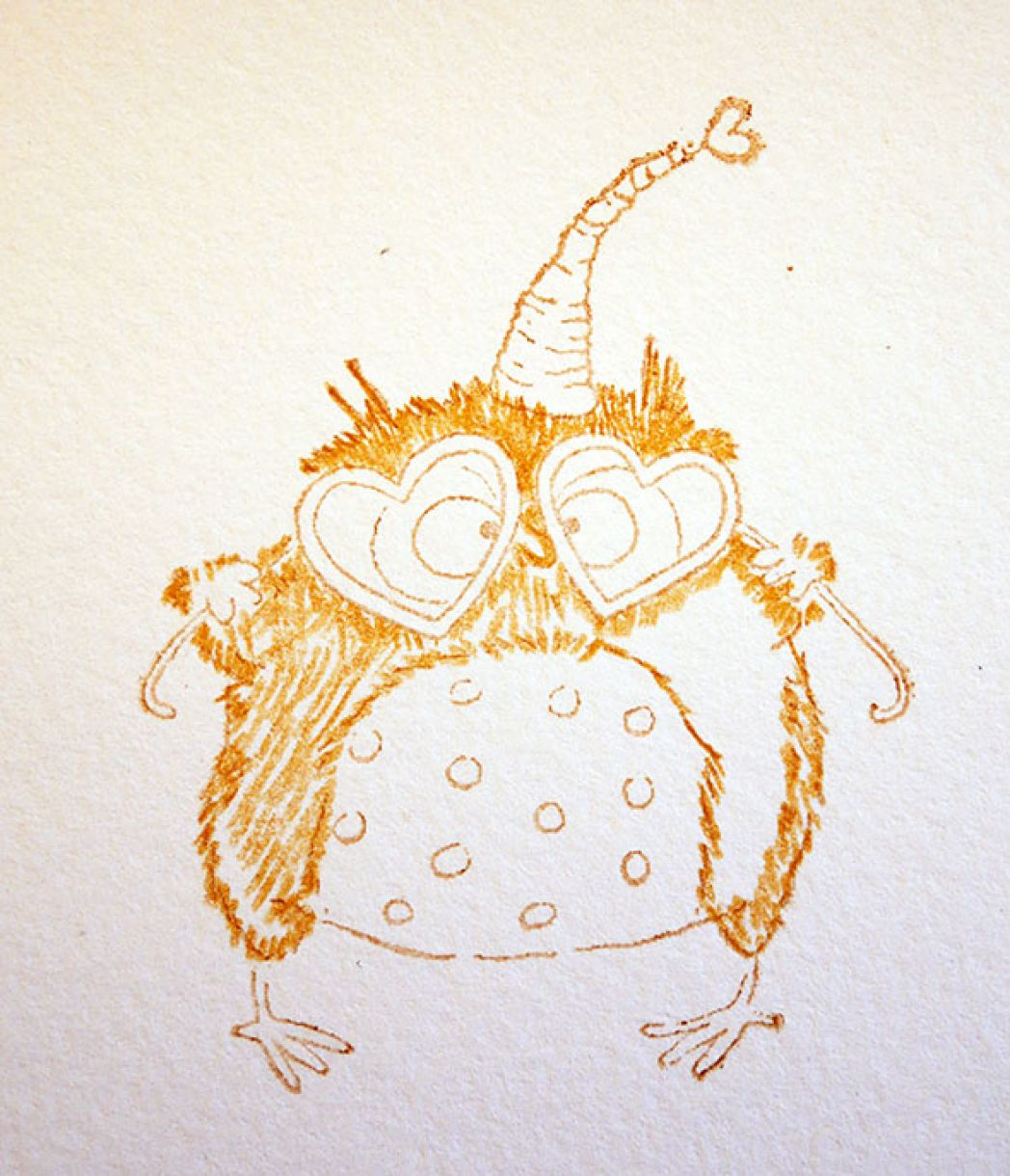 Nicole Owl Sketched 3