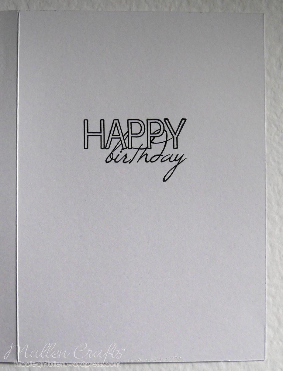 Nm Baby Girl 1St Birthday Card 3