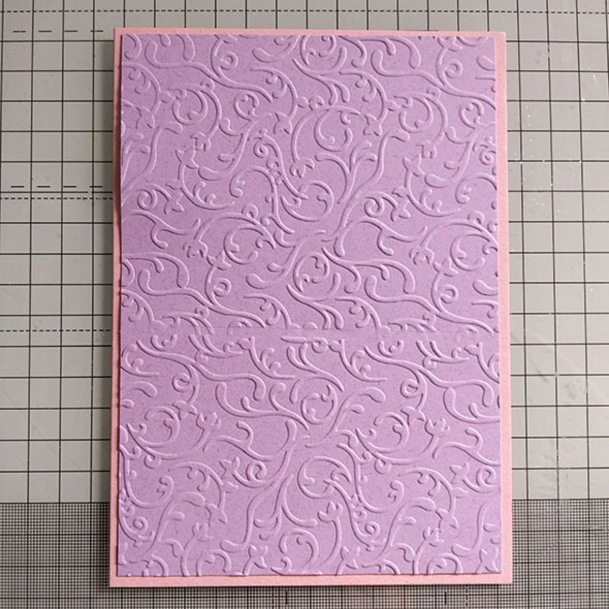 Nm Blue And Pink 2Nd Bday Card 5