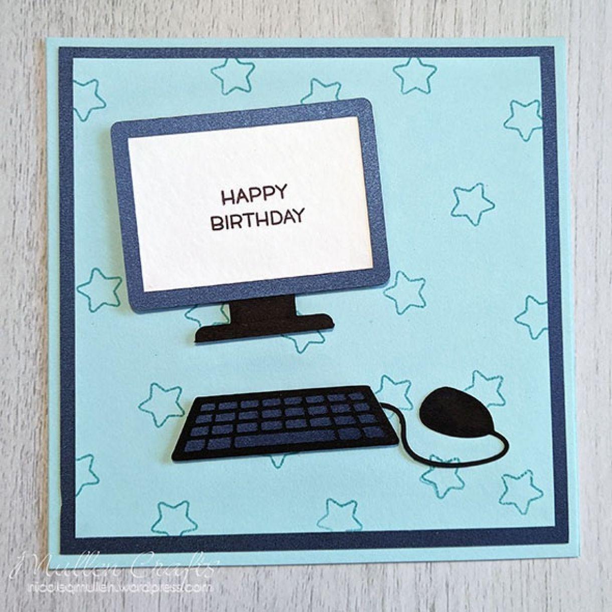 Nm Computer Birthday Card 6