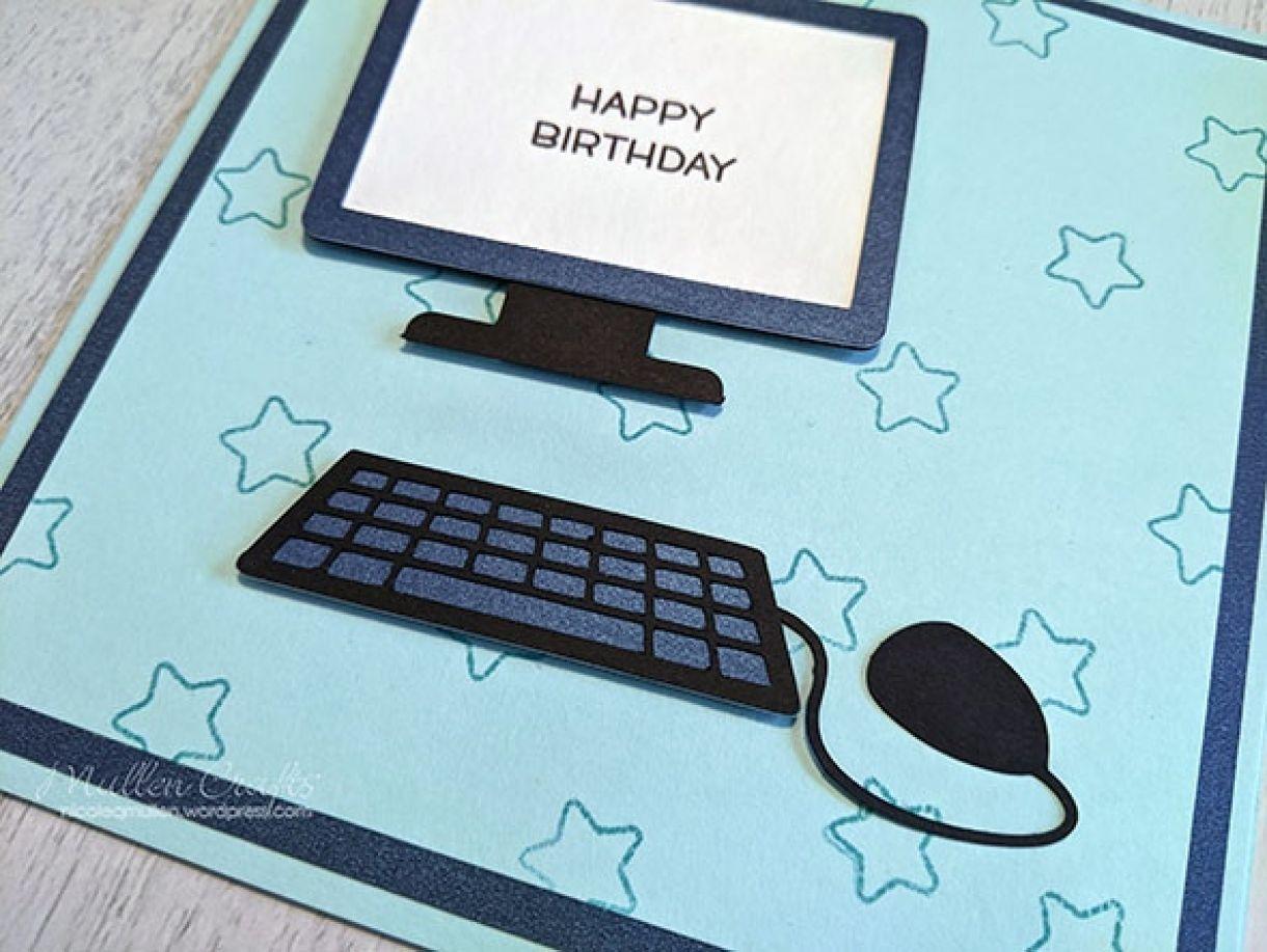 Nm Computer Birthday Card 7