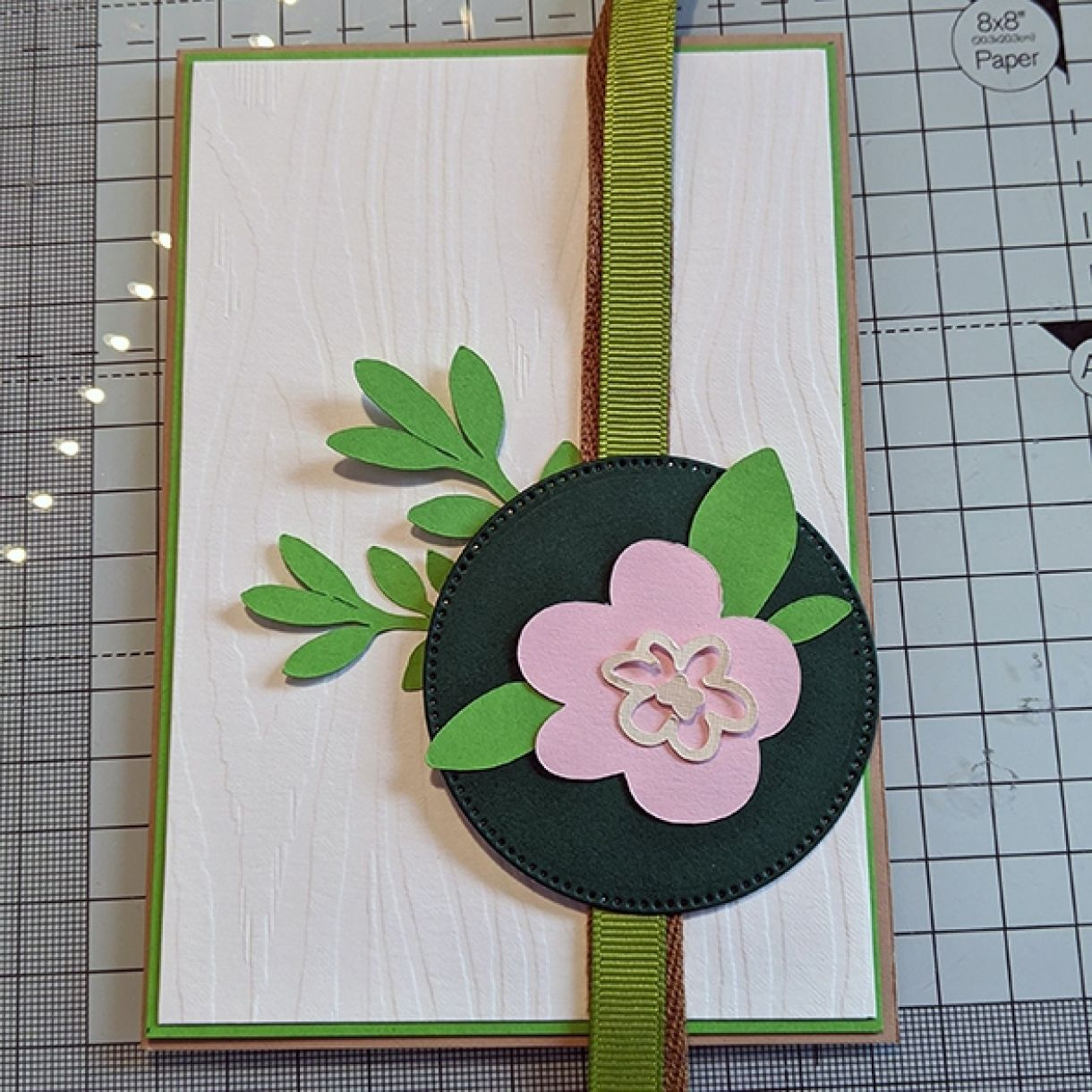 Nm Green Mothers Day Card 2