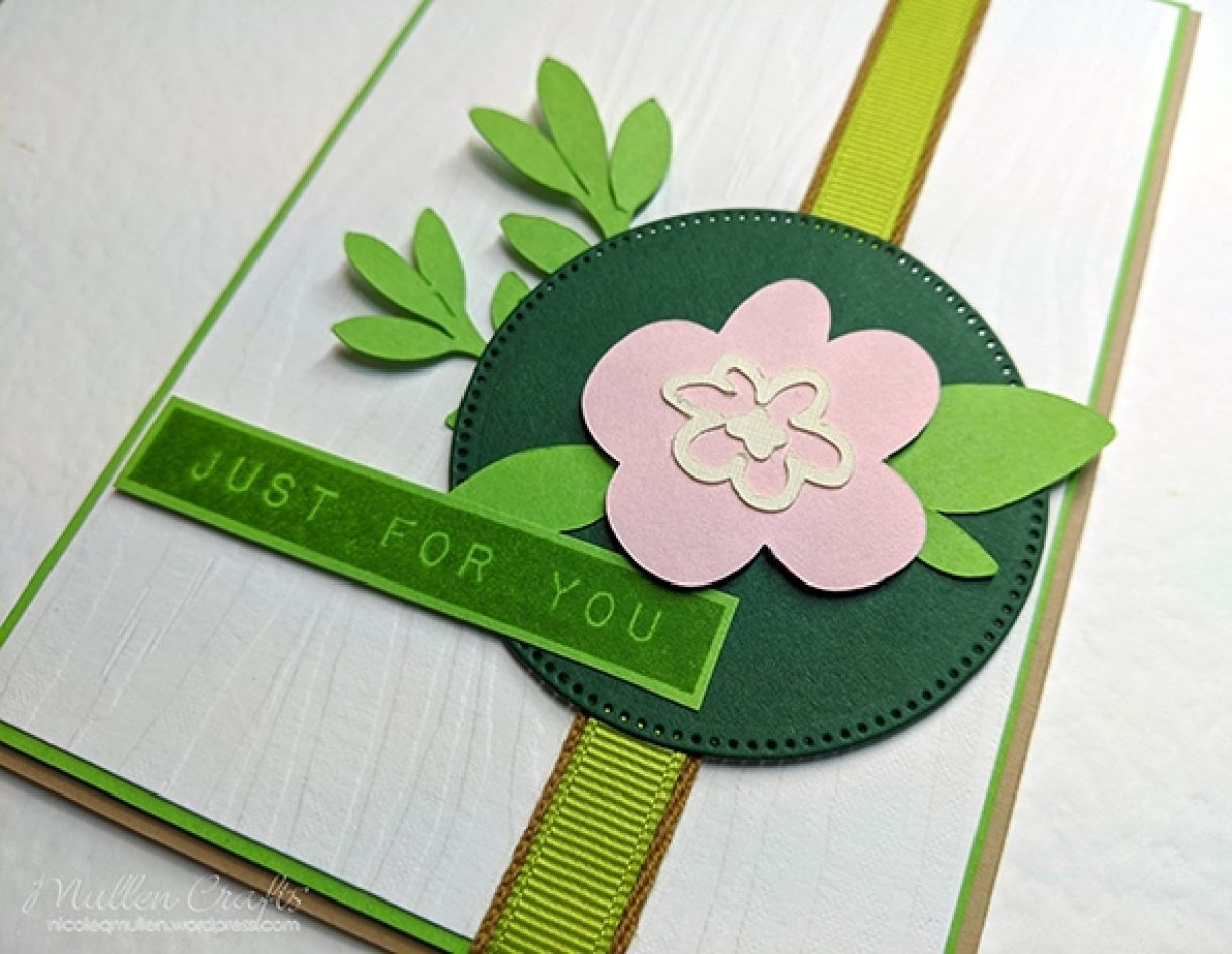 Nm Green Mothers Day Card 3