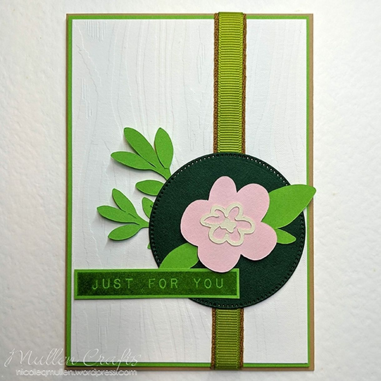 Nm Green Mothers Day Card 4