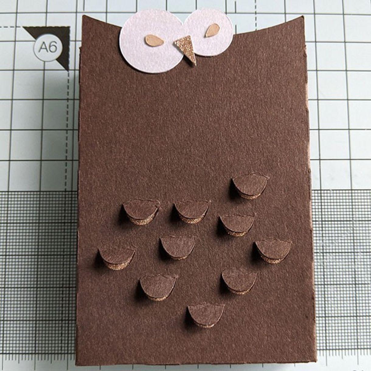 Nm Owl Gift Box Card 4