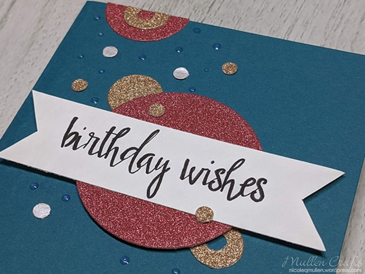 Nm Teal Blue Birthday Wishes 6