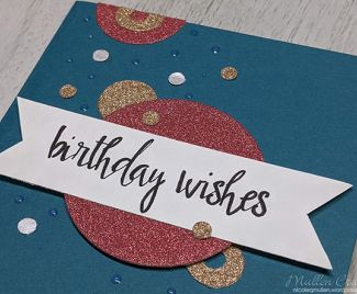 Teal Birthday Wishes
