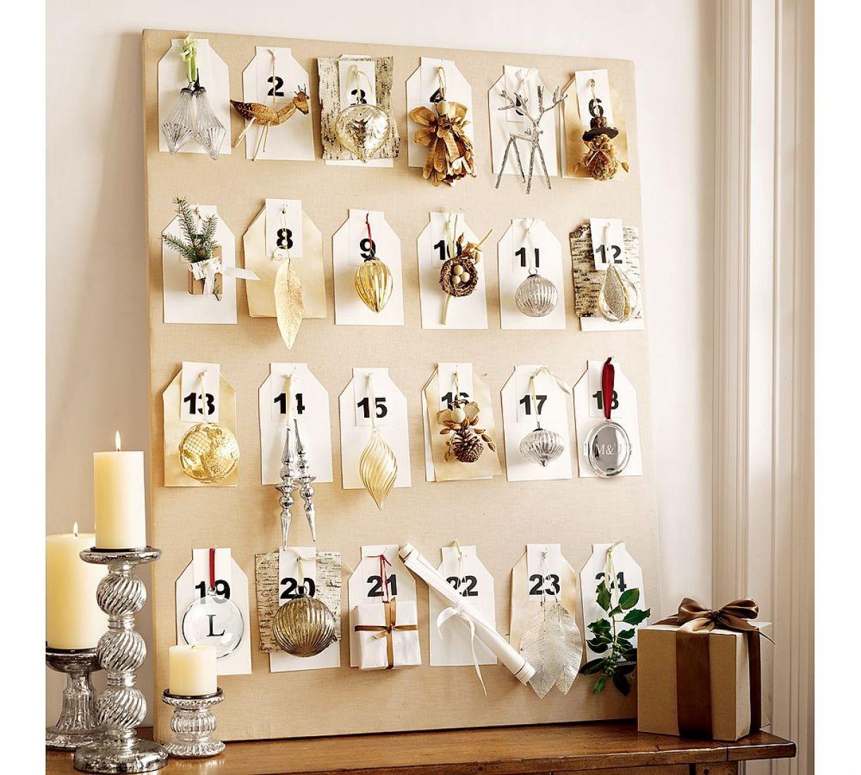 Ornament Advent Calendar