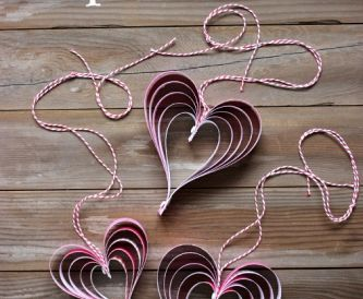 Paper Gifts - Valentines Crafts