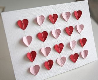 Heart Shaped Paper Punches