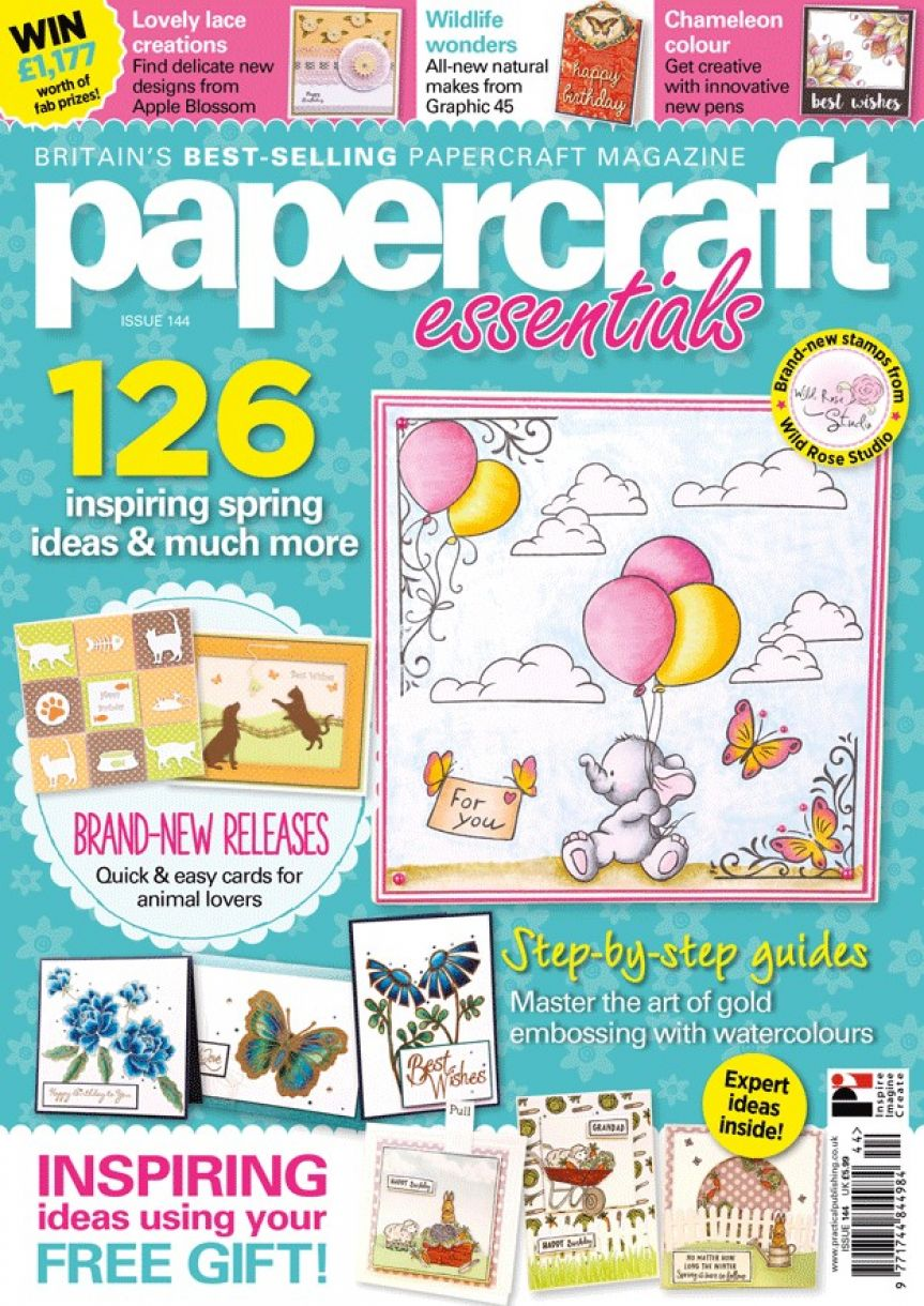 Papercraft Essenials Magazine