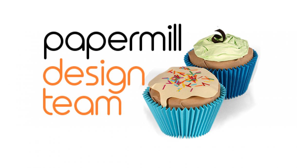 Papermill Design Team Logo