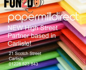 New Papermilldirect High Street Partner - Carlisle