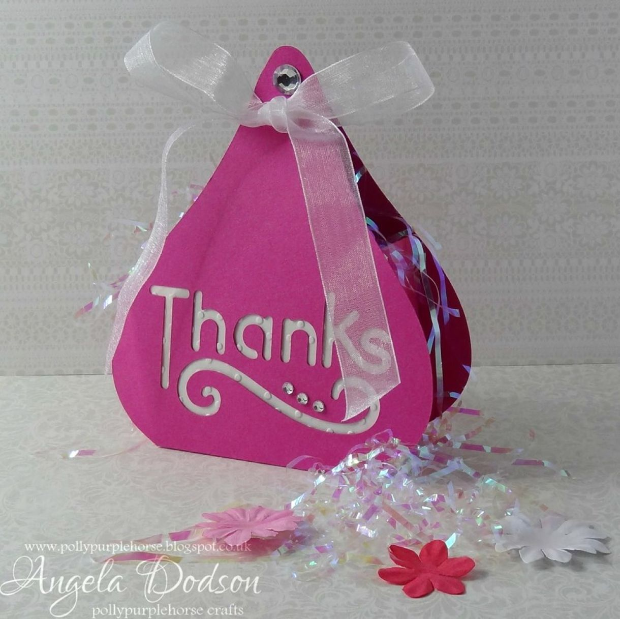 Pear Shaped Gift Box