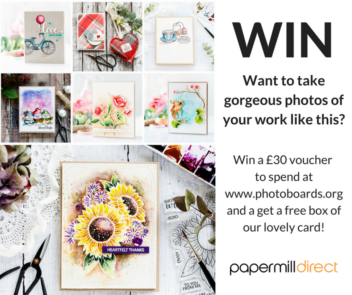 How To Photograph Cards And Stationery For Sharing Online Or Selling