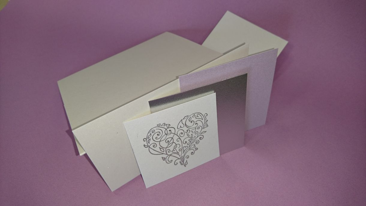 Pocket Wedding Invitation 1