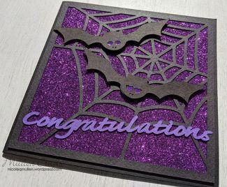 Sparkling Congrats!