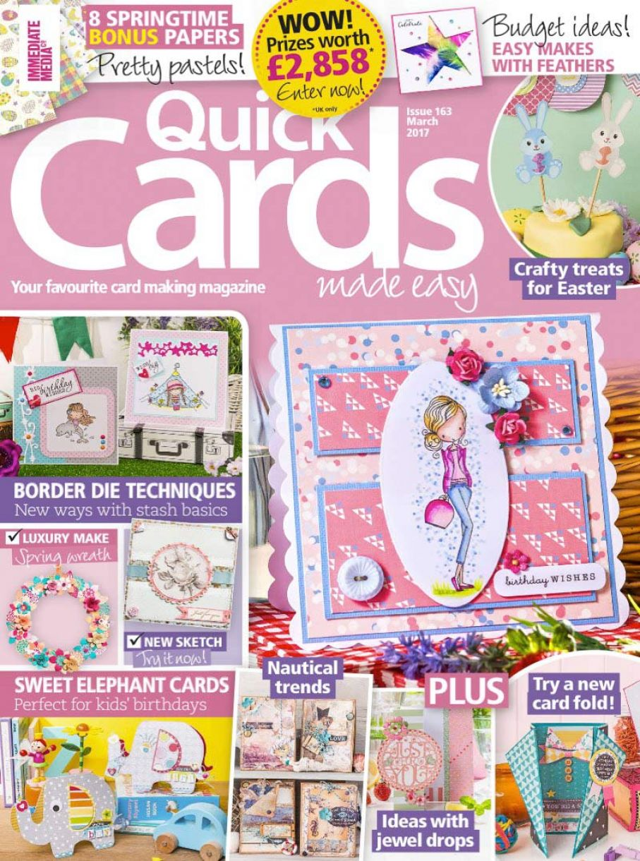 Quick Cards Made Easy Papercrafting Magazine