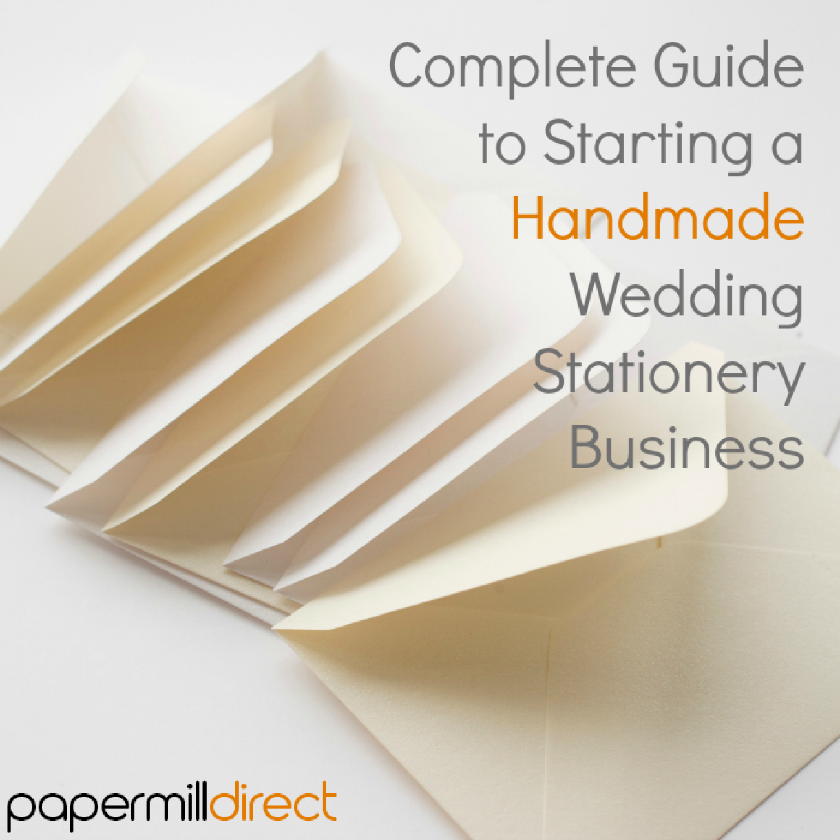 Running A Handmade Wedding Stationery Business