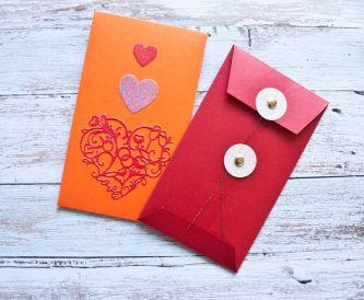 String-tie envelopes