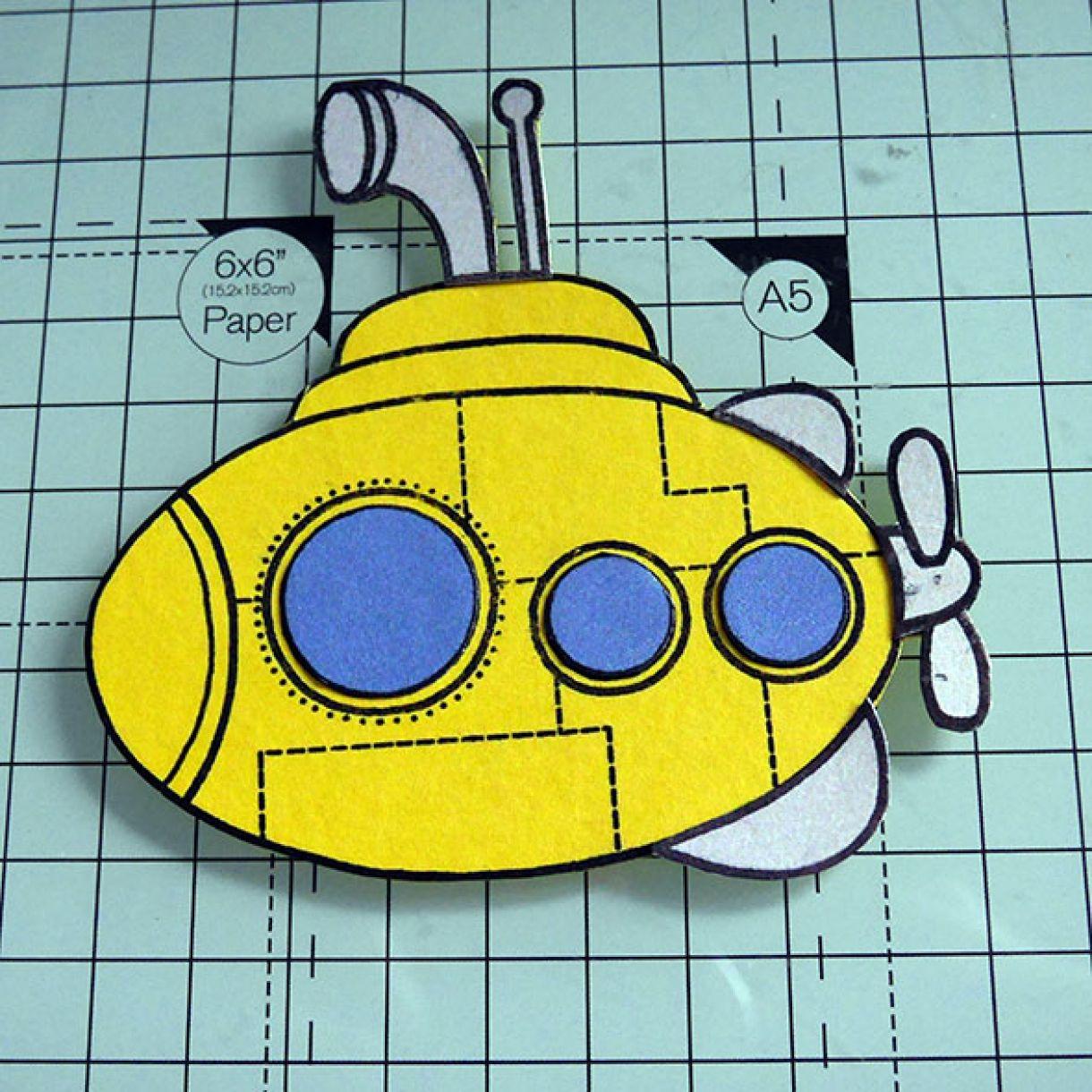 Submarine Nicole 3