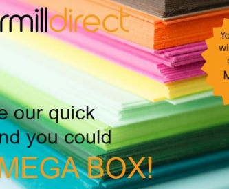 Win a MEGA BOX of Card!