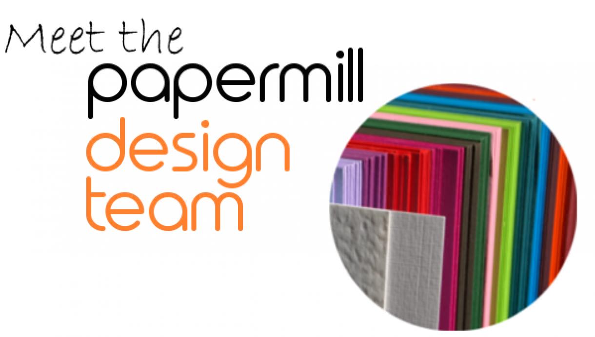 Temp Meet The Papermill Design Team Logo