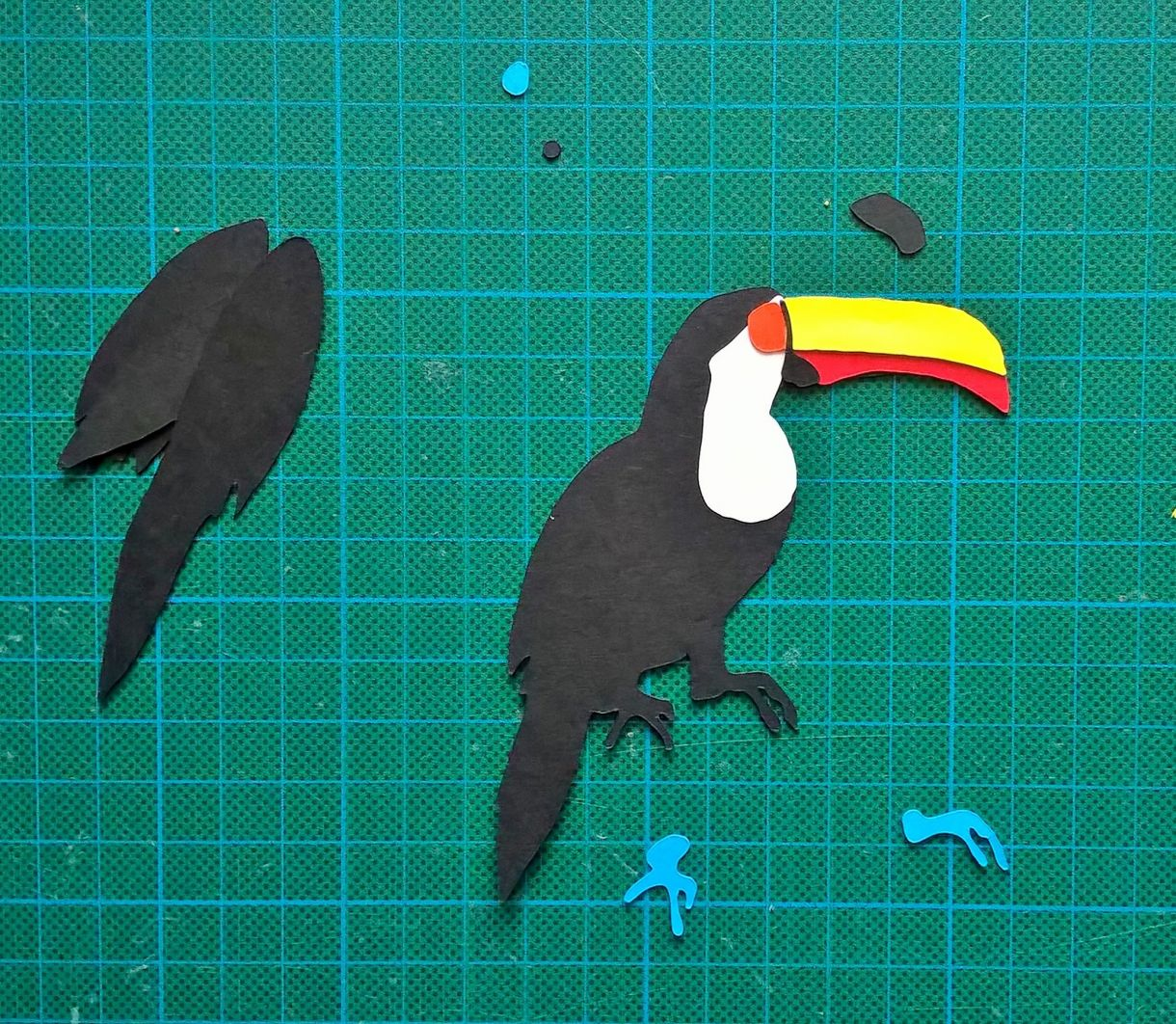 Toucan 10