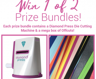 Win 1 of 2 Prize Bundles!