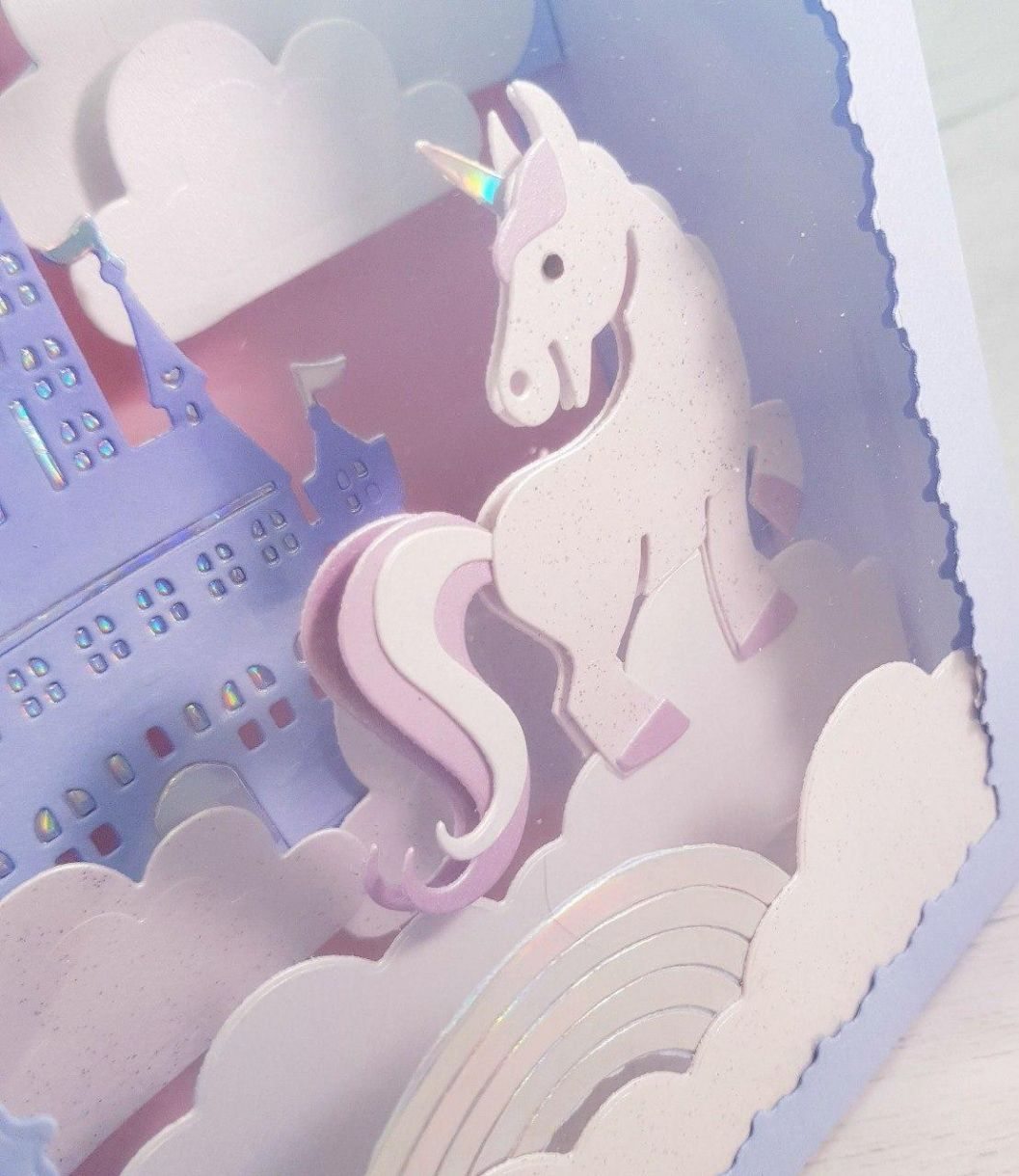 Unicorn Card Pack Close Up