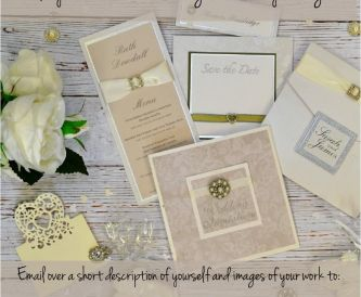Design Team Call - Do you make wedding stationery?