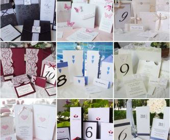 Starting a Wedding Stationery Business - Creating a Portfolio